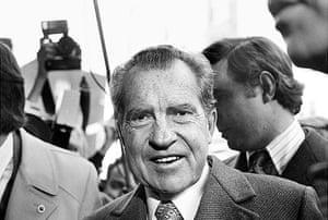 Jane Bown retrospective: Richard Nixon (1978)