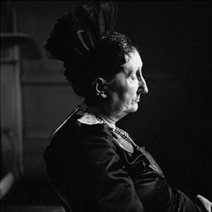 Jane Bown retrospective: Edith Sitwell, photographed in 1959