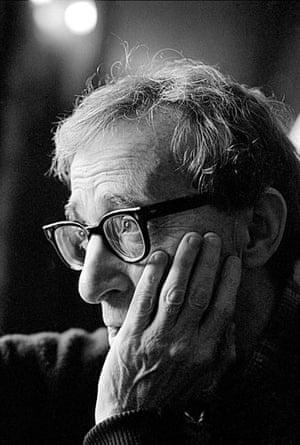 Jane Bown retrospective: Woody Allen (1994)