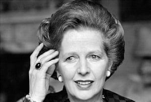 Jane Bown retrospective: Margaret Thatcher (1983)