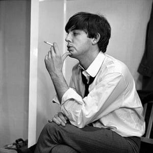 Jane Bown retrospective: Paul McCartney (1963)