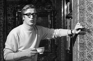 Jane Bown retrospective: Michael Caine (1968)