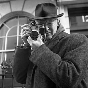 Jane Bown retrospective: Henri Cartier-Bresson (1957)