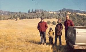 David Vann's family.