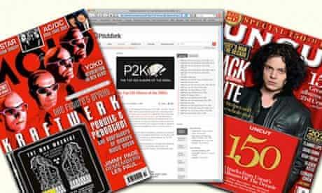 Music magazines October 2009