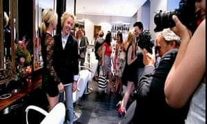 The X Factor, James Brown's Supermodel Salon, The