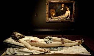 Dead Christ by Gregorio Fernandez