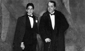Cocteau And Diaghilev