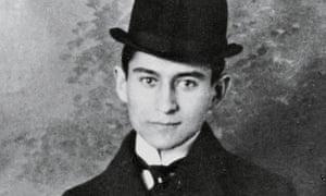 Franz Kafka in 1905
