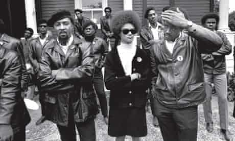 Kathleen Cleaver and Bobby Seale