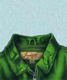 landfill jacket illustration