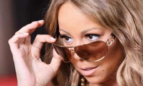Mariah Carey in New York