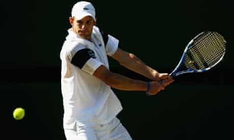 Andy Roddick, Wimbledon final