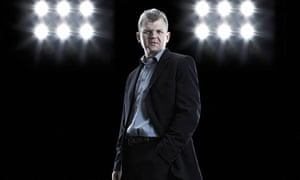 Match of the Day 2 presenter Adrian Chiles