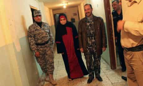 Ranya in Baquba jail