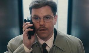 matt damon in the informant film