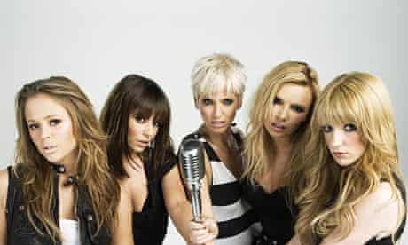 Girls Aloud October 2007