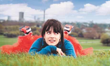 Lily Allen on Primrose Hill