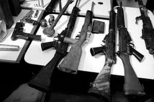 Rio gangs: Violence in Rio de Janeiro.