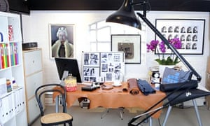 Anya Hindmarch's office