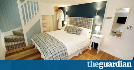 Blas Gwyr Gower Hotel Review Travel The Guardian