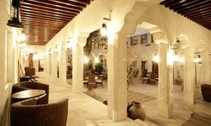XVA Gallery hotel, Dubai.