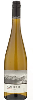 2009 Costero Riesling