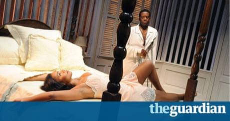 Cat On A Hot Tin Roof Sweet Charity Jiggery Pokery Review Stage The Guardian