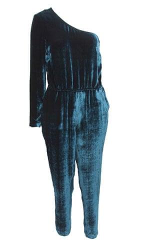 Key Trends Velvet: velvet Jumpsuit