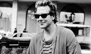 1988 Portrait Of Mickey Rourke