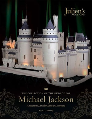 Michael Jackson Auction: Michael Jackson auction catalogue