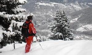 Tom Robbins returns to Meribel Ski Resort