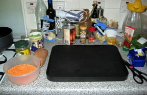 WOM kitchen clickalong: Halcyonday
