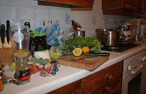 WOM kitchen clickalong: Fingerstoes