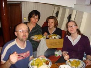 WOM kitchen clickalong: Susan Smillie