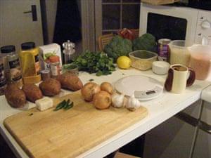 WOM kitchen clickalong: Iitmari