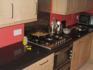 WOM kitchen clickalong: Mark Baker