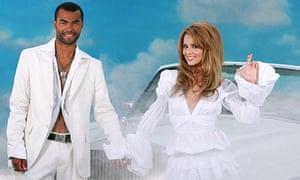 Cheryl Tweedy & Ashley Cole Launch Dream Number