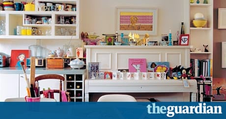 My Space Lauren Child Writer And Illustrator Life And Style The Guardian