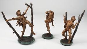 Michael Jackson auction 2: jacko bronze sculptures