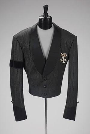 Michael Jackson auction 2: A faux leather black jacket