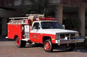 Michael Jackson auction 2: Neverland Firetruck