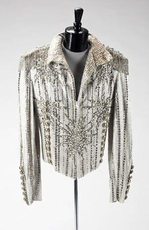 Michael Jackson auction 2: Victory Tour jacket