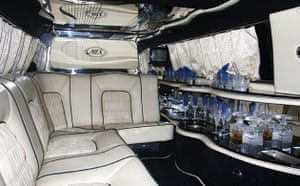 Michael Jackson auction 2: Rolls-Royce Silver Spur II Touring Limousine