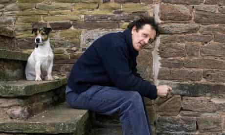Monty Don in his garden in Leominster