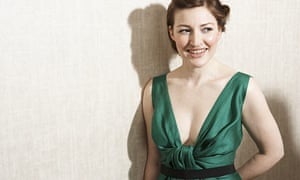 Kelly MacDonald at the K West Hotel