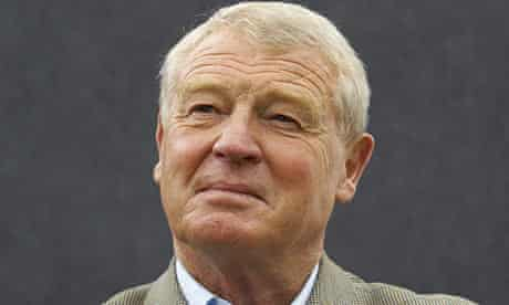 Paddy Ashdown at the International Book Festival