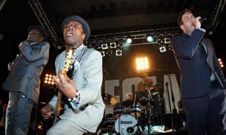 The Specials in Newcastle