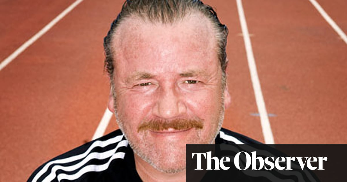 My sporting life: Actor, ex-boxer and Westham obsessive Ray Winstone