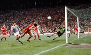 Nottingham Forest v Malmo, European Cup Final